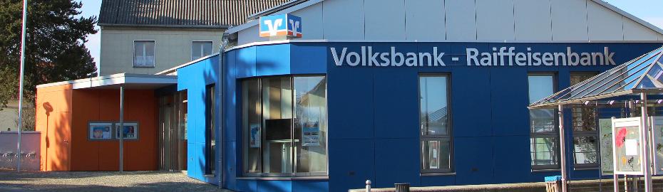 Volksbank - Raiffeisenbank Geschäftsstelle Eging a.See