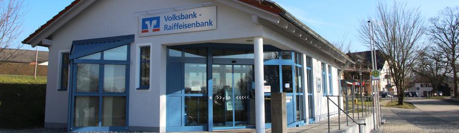 Volksbank - Raiffeisenbank Geschäftsstelle Rathsmannsdorf