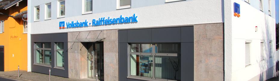 Volksbank - Raiffeisenbank Geschäftsstelle Schöllnach