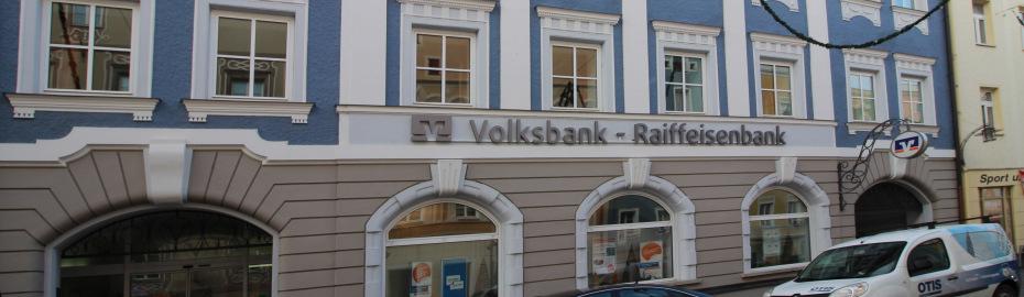 Vr Bank Vilshofen